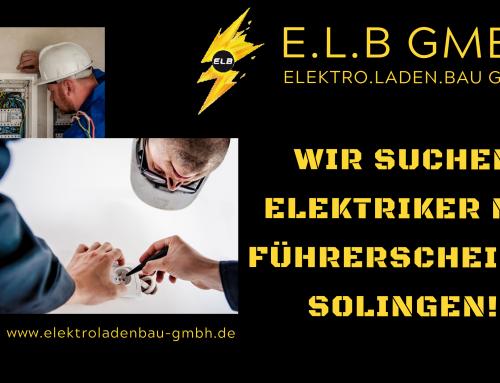 Elektroinstallateure und Elektriker m/w