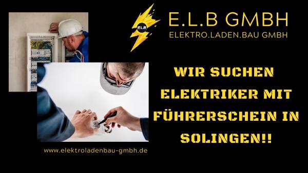 E.L.B GmbH - Stellenangebot Elektriker in Solingen