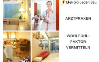 E.L.B. Elektroladenbau Arztpraxen